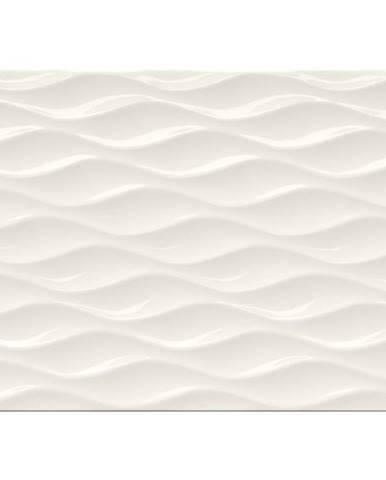 Nástěnný obklad Tania white glossy str. 25/35