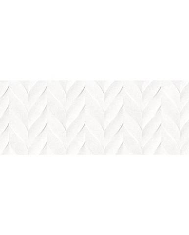 Nástěnný obklad Kefren blanco 25/75