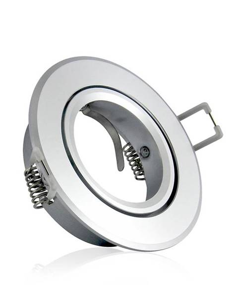 BAUMAX Bodové osvětlení Opal IOA84S1 stříbrné