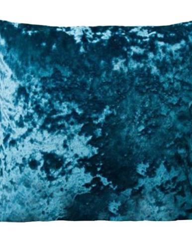 Dekorační polštář Verona, vzor petrolej, 45x45