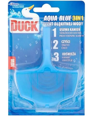 Duck wc závěs aqua blue  modrá voda  40 g