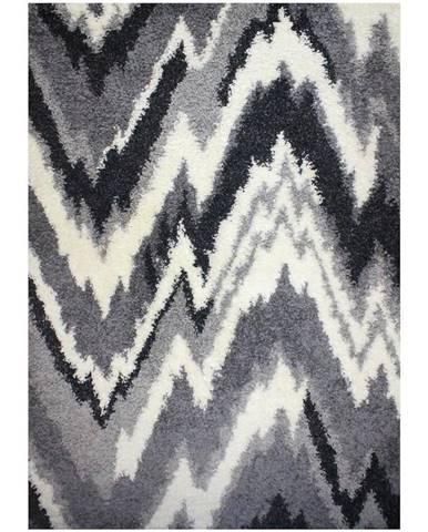 Koberec Shaggy Era 0,8/1,5 00628A Grey