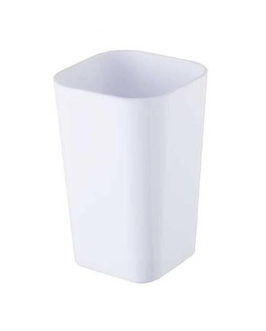 Sklenička Simple bílá