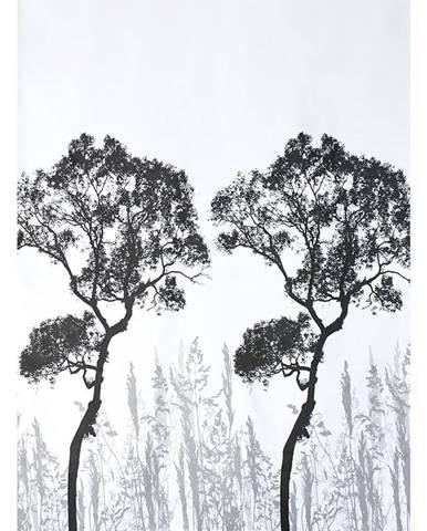 Sprchový zavěs 150x200 W03391 Drzewo