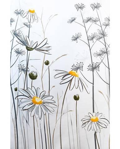 Sprchový zavěs 150x200 W08441 Flower Daisy