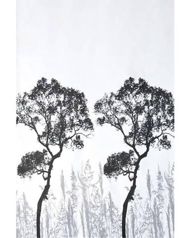 Sprchový zavěs 180x200 W03391 Drzewo