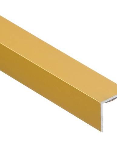 Schodový profil 20PK 1,35m zlatý