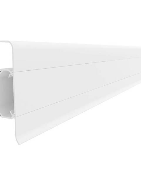 PARQUET MERCADO Podlahová lišta Esquero 601 bílá
