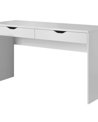 Psací Stůl Mati 139cm Bílá