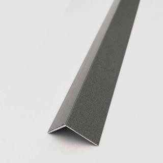 Rohový Profil ALU Lakovaná Antracit 10x10x2600