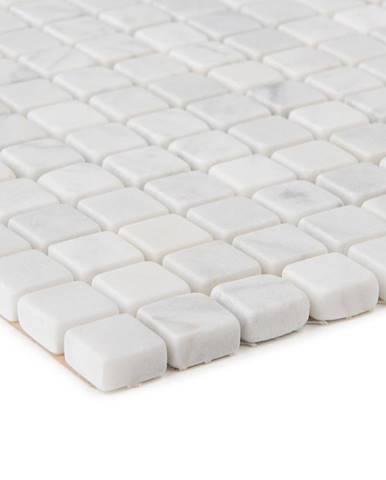 Mozaika marmor white wave 41343 30,5x30,5