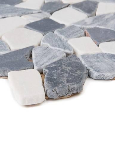 Mozaika Poly grey Marquina 41275 30,5x30,5