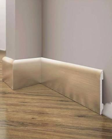 Podlahová lišta Elegance LPC-11-150 šampaň kartáčovaný