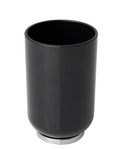 Sklenice Alba black