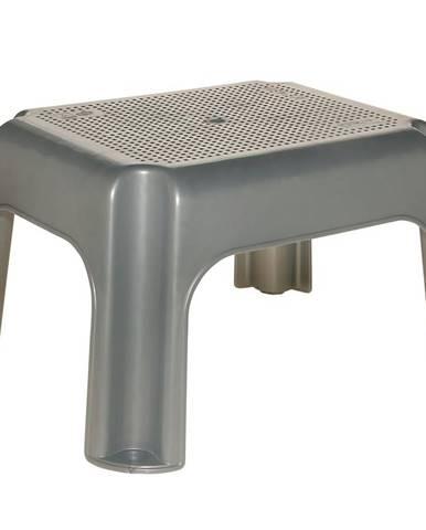 Stolička šedá