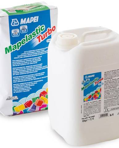 Hydroizolační stěrka Mapei Mapelastic Trubo (18) /B 8 kg