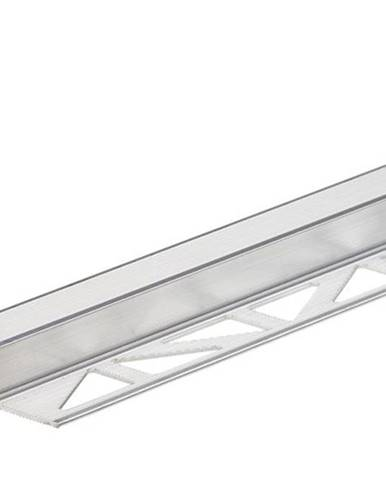 Profil schodový oválný ZET hliník 10/250