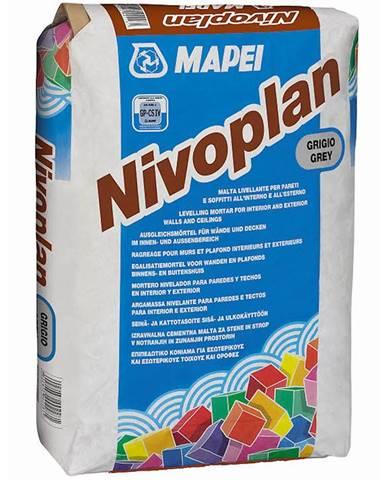 Vyrovnávací malta Mapei Nivoplan Šedý 25 kg