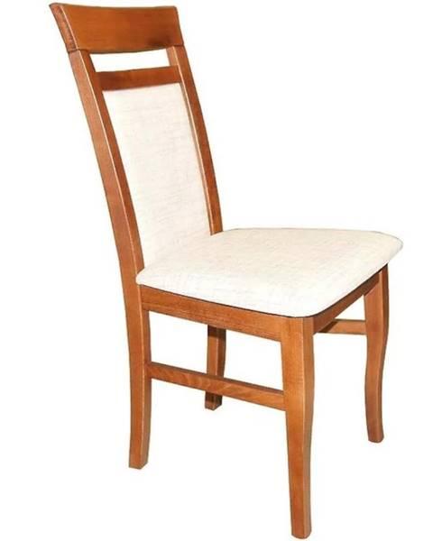 BAUMAX Židle Dag76 Světlý Ořech