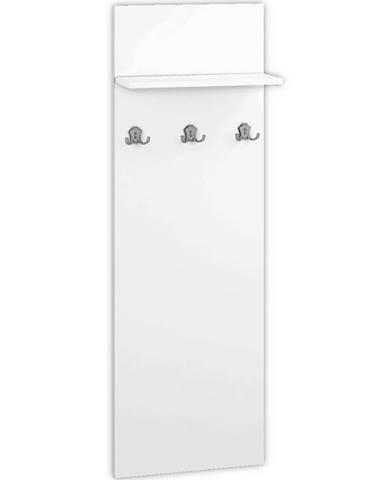 Věšáky Orlando 06 46cm Bílý