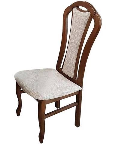 Židle W15 Světlý Ořech