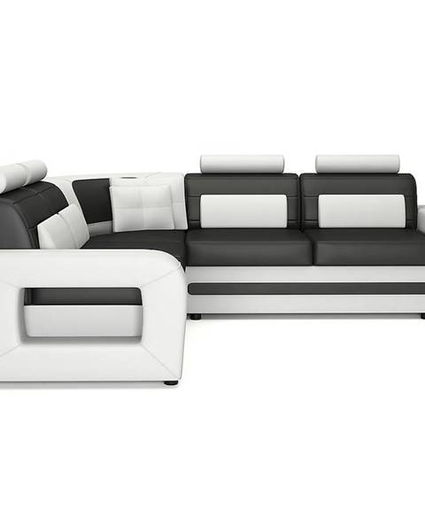 BAUMAX Rohová sedací souprava Skipper B L Soft 20 + Soft 31