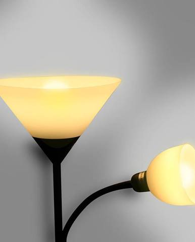 Stojací lampa Kama b/w lp2