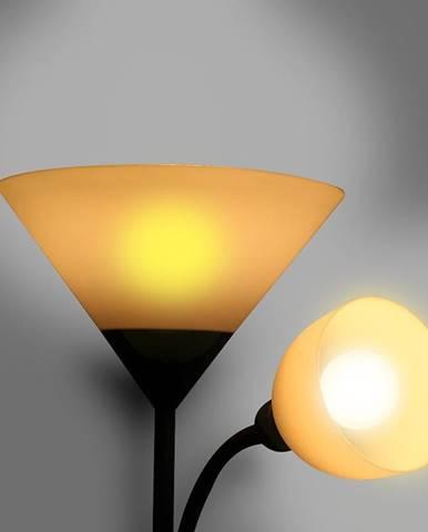 Stojací lampa Kama s/w lp2