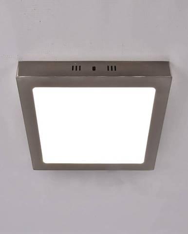 Stropní svítidlo Martin LED D 03278 18W 4000K mat chrom