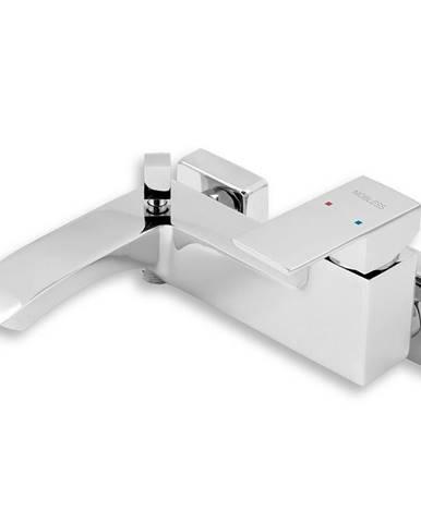 Vanová baterie bez příslušenství 150 mm EDGE chrom NOVASERVIS 36020/1,0