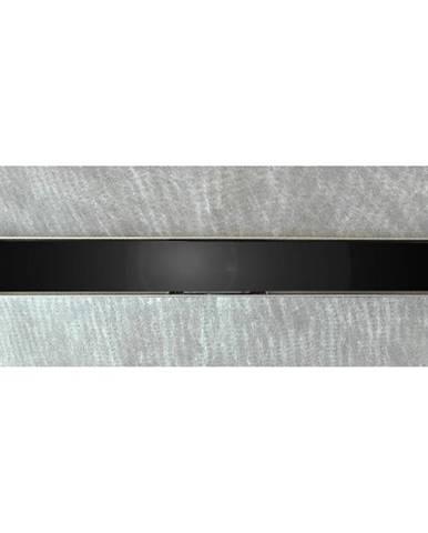 Lineární odvodnìní sprchový žlab cèrné sklo 800