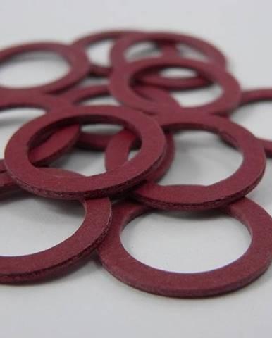 Sada kroužků  - fíbrová - 50 ks