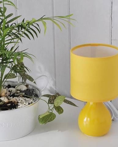 Stolní lampa Žlutá LB1