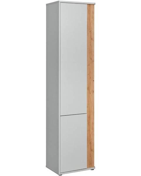 BAUMAX Skříň Vivero 49cm Grey/Artisan