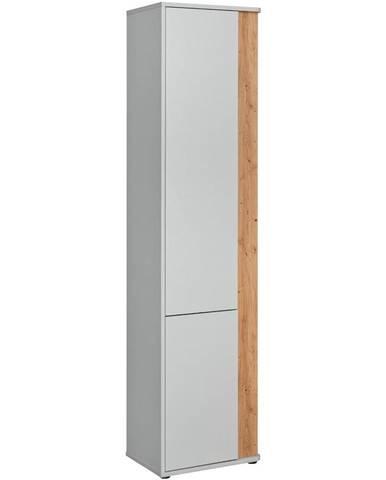 Skříň Vivero 49cm Grey/Artisan