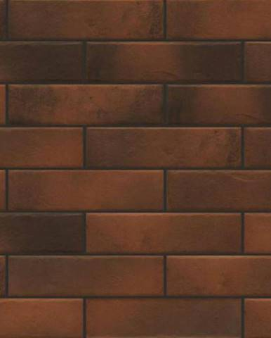 Fasádní obkladový kámen retro Brick chili 245/65/8