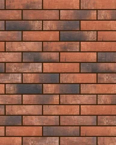 Nástěnný obklad Loft brick chili 245/65/8