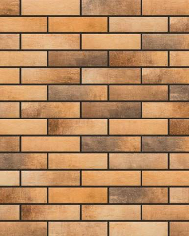 Nástěnný obklad Loft brick curry  245/65/8