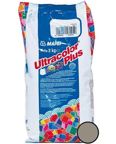 Spárovací hmota Mapei Ultracolor Plus 2 kg 116 mechovì šedá
