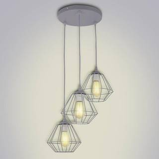 Svitidlo Diamond grey 4310 PL3