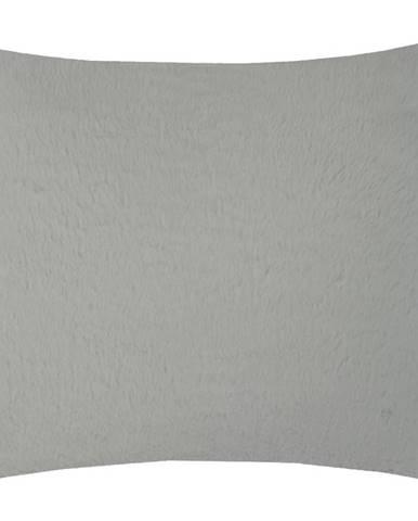 Dekorační polštář, 45x45 cm, bílý