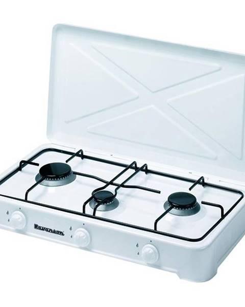 RAVANSON Plynový vařič 3 hořáky