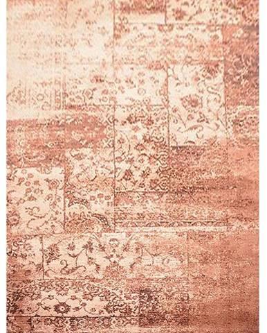 Koberec Shaggy Memory 1,6/2,3 td1341-b1 rust