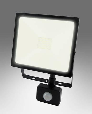 Reflektor LED 30W Flat s čidlem