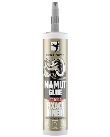 Lepidlo Den Braven Mamut Glue High Tack 290 ml šedý