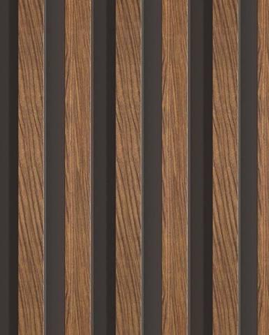 Lamelový panel VOX LINERIO L-LINE Mocca 21x122x2650mm