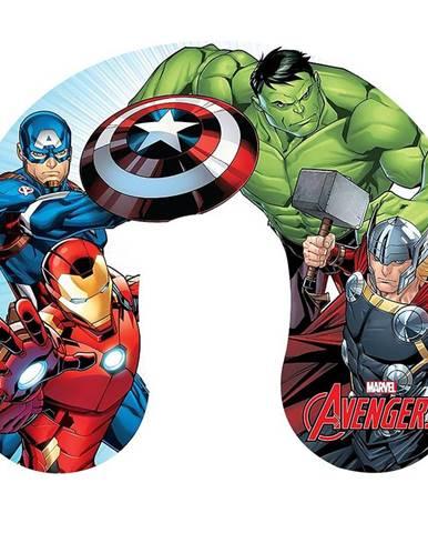 Polštář podkova cestovní 33x28 Avengers 02