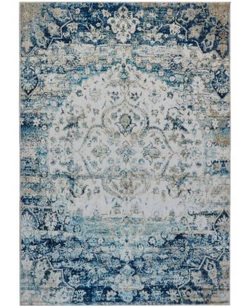 BAUMAX Tištěný koberec  Chenille Print Rug 1,4/1,9 4988
