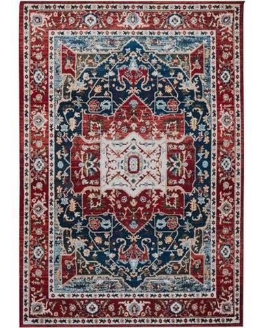 Tištěný koberec  Chenille Print Rug 0,8/1,5 4972