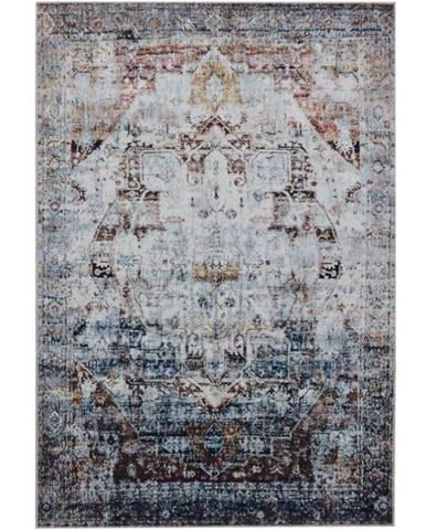 Tištěný koberec  Chenille Print Rug 0,8/1,5 4985